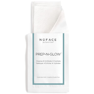 NuFACE Prep-N-Glow Cloth (Worth £2) (Free Gift)