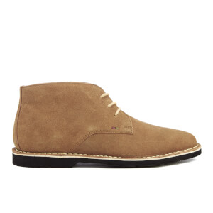 Kickers Men's Kanning Suede Chukka Boots - Tan