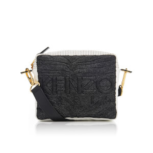 KENZO Women's Kombo Camera Bag - Black