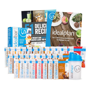 IdealShake Sample Bundle 30 Count (All Flavors)