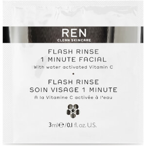 REN Flash Rinse 1 Minute Facial 2ml