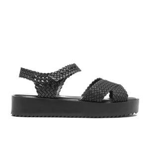 Melissa Women's Salinas Hotness Flatform Sandals - Black
