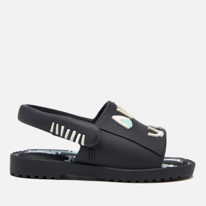 Mini Melissa Toddlers' Fabula Mia Sandals - Black