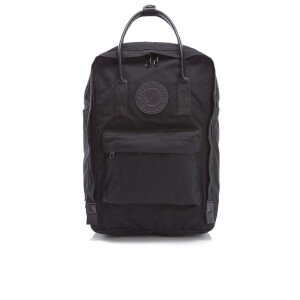 "Fjallraven Kanken No.2 Laptop 15"" Backpack - Black"