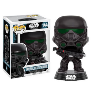 Figura Pop! Vinyl Bobble Head Soldado de la muerte - Rogue One S. Wars