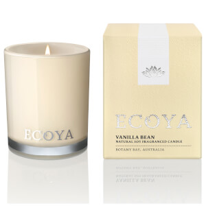 ECOYA Vanilla Bean Candle - Mini Madison