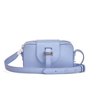 meli melo Women's Micro Box Cross Body Bag - Pale Lavender