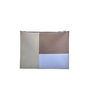 meli melo Women's Thela Oversized Clutch Bag - Colour Block