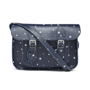 The Cambridge Satchel Company Women's 11 Inch Magnetic Satchel - Matte Star Print