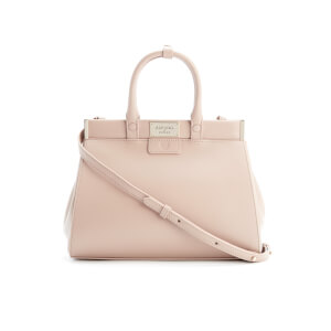 Aspinal of London Women's Small Snap Bag - Taupe