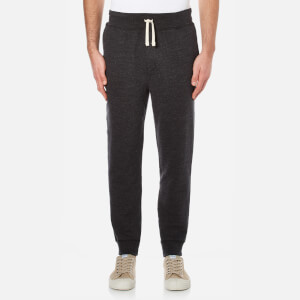 Polo Ralph Lauren Men's Rib Cuffed Jog Pants - Black Marl Heather