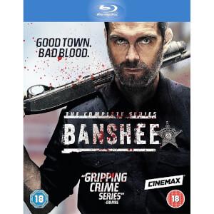 Banshee - Season 1-4