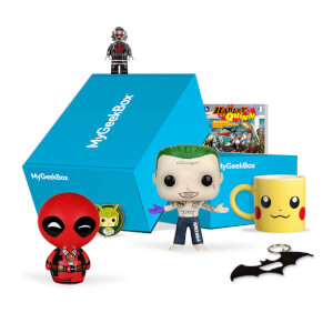 My Geek Box Lite - December 2017