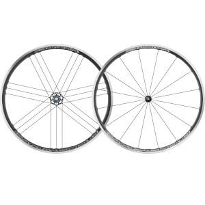 Campagnolo Zonda C17 Drahtreifen-Laufradsatz – Schwarz