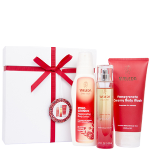 Weleda Pomegranate Ribbon Box (Worth £35)