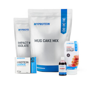 Pack Chef Myprotein