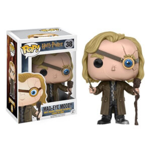 Harry Potter Mad-Eye Moody Pop! Vinyl Figur