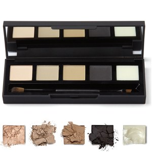 HD Brows Eye and Brow Palette paleta cieni do powiek i brwi – Bombshell