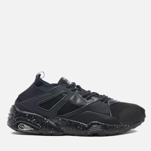 Puma Men's Blaze of Glory Sock Trainers - Puma Black
