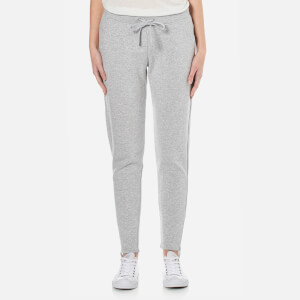 UGG Women's Molly Double Knit Fleece Tapered Leg Joggers - Seal Heather