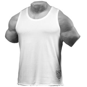 GASP Men's Broad Street Tank Top, White