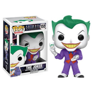 DC Comics Batman: The Animated Series Joker Pop! Vinyl Figure
