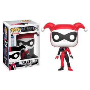 Figura Pop! Vinyl Harley Quinn - Batman: La Serie Animada