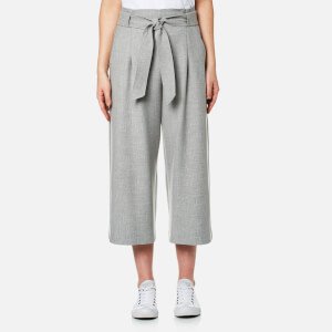 BOSS Orange Women's Sistina Trousers - Medium Grey