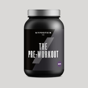 THE Pre-Workout?