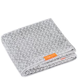 Aquis Lisse Luxe Hair Towel - Chevron