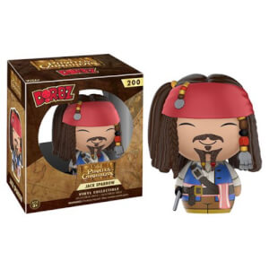 Pirates of the Caribbean Jack Sparrow Dorbz Figuur