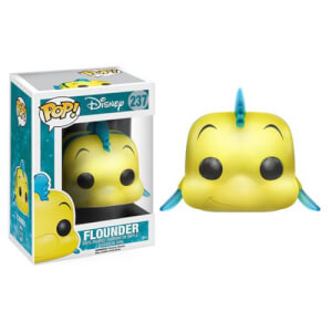 Little Mermaid Flounder Funko Pop! Vinyl