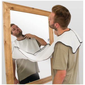 Tablier de Rasage Beard Buddy -Blanc