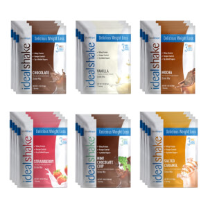 IdealShake Variety Pack (20 Count)