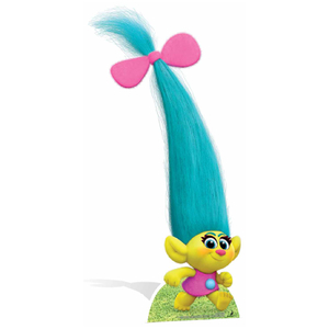 Trolls Smidge Teeny Tiny Troll Cutout