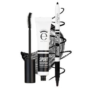 Sport Waterproof Eyeliner + Waterproof Mascara Duo (Worth £35.00)