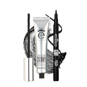 Eyeko Skinny Brush Mascara & Skinny Liquid Eyeliner Duo (Worth £35.00)