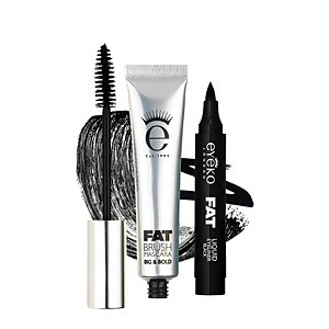Fat Liquid Eyeliner + Mascara Duo (Worth $46)