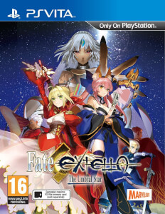 Jeu Fate/Extella: The Umbral Star