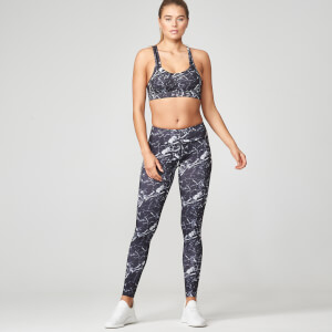 Myprotein Referral Code >> Buy Loud Marble Women's Training Leggings | Myprotein.com