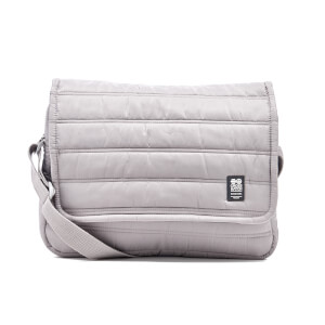 Bandolera Crosshatch Ridger - Gris