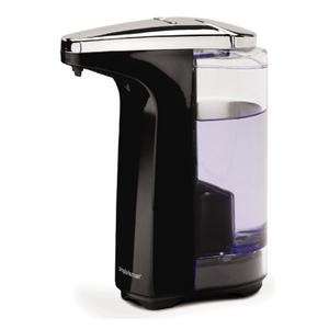 Distributeur à capteur de savon Simplehuman -Noir 237ml