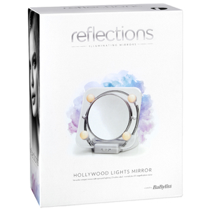 Reflections Created by BaByliss Hollywood Lights Mirror