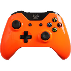 Xbox One Custom Controller - Gloss Orange
