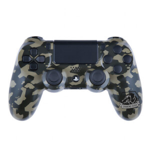 Manette PS4 Custom -Metal Gear Solid V: The Phantom Pain