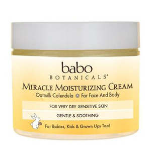 Babo Moisturizing Miracle Cream - Oatmilk Calendula