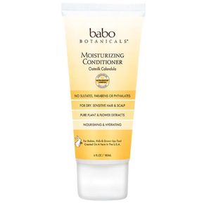 Babo Botanicals Moisturizing Conditioner - Oatmilk Calendula