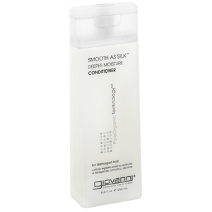 Après-Shampooing Smooth as Silk™ Giovanni 250 ml