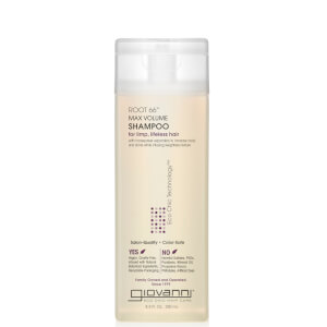 Giovanni Root 66 Max Volume Shampoo 250ml