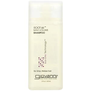 Champú Root 66 Max Volume de Giovanni 60 ml